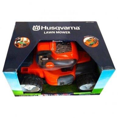 Žaislinė vejapjovė Husqvarna 2