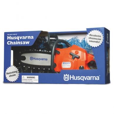 Žaislinis Husqvarna grandininis pjūklas 440