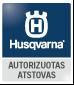 Husqvarna prekybos atstovo miško sodo technikos elektroninė parduotuvė ZaliasSodas.lt